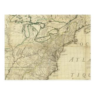 Norteamérica 3 postales
