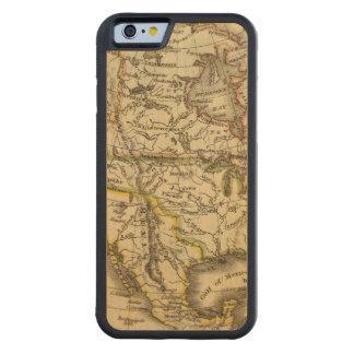 Norteamérica 40 funda de iPhone 6 bumper arce