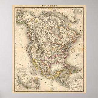 Norteamérica 43 póster