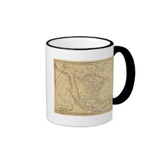 Norteamérica 44 taza de café