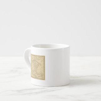 Norteamérica 44 taza espresso