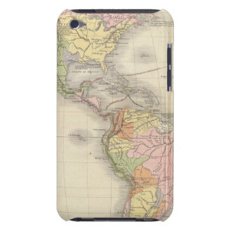Norteamérica 46 iPod Case-Mate protector