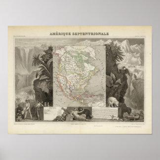 Norteamérica 46 póster