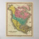Norteamérica 5 póster