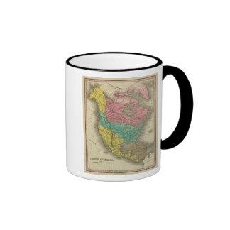 Norteamérica 5 tazas de café