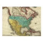 Norteamérica 6 tarjeta postal