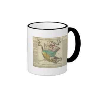 Norteamérica 6 taza