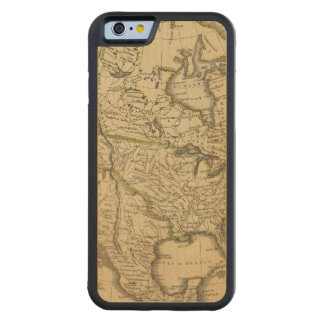 Norteamérica 7 funda de iPhone 6 bumper arce