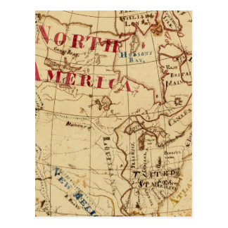 Norteamérica 8 postal