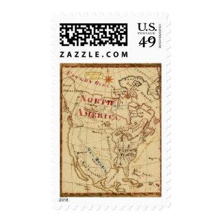 Norteamérica 8 sellos