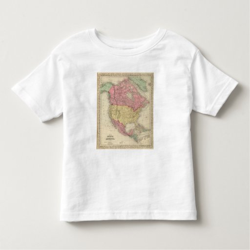 Norteamérica 8 t-shirts
