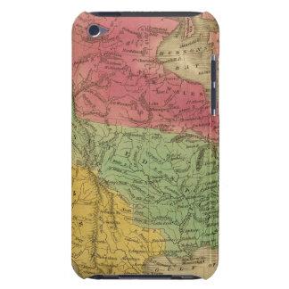Norteamérica 9 iPod touch funda
