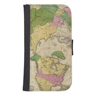 Norteamérica, Asia Fundas Tipo Cartera Para Galaxy S4