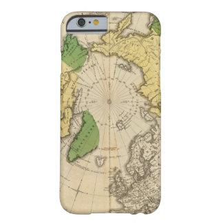Norteamérica, Asia Funda De iPhone 6 Barely There