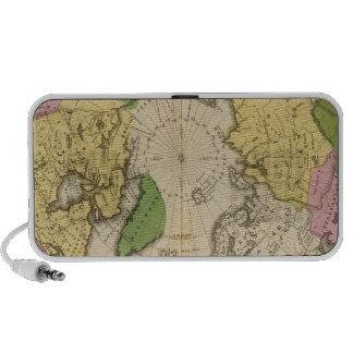 Norteamérica, Asia iPhone Altavoces