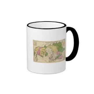 Norteamérica, Asia Taza De Café