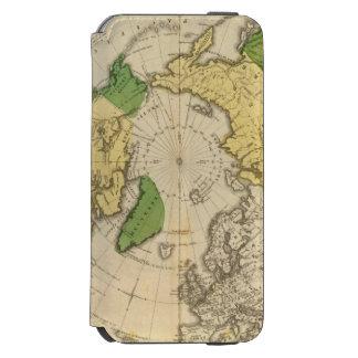 Norteamérica, Asia Funda Cartera Para iPhone 6 Watson