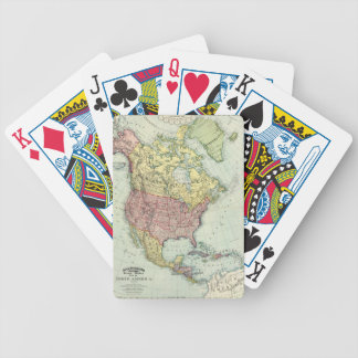 Norteamérica. Cartas De Juego