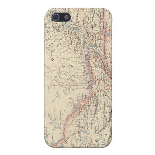 Norteamérica británico 2 iPhone 5 cárcasa