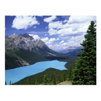 Norteamérica, Canadá, Alberta, jaspe 6 Postal