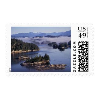 Norteamérica, Canadá, Columbia Británica, Johnson Sellos Postales