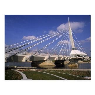 Norteamérica, Canadá, Manitoba, Winnipeg, Tarjeta Postal