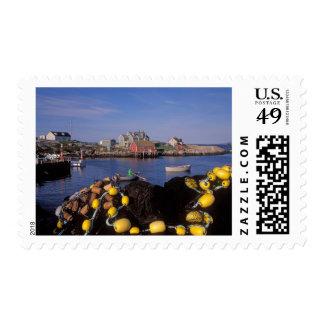 Norteamérica, Canadá, Nueva Escocia, Peggy Timbre Postal
