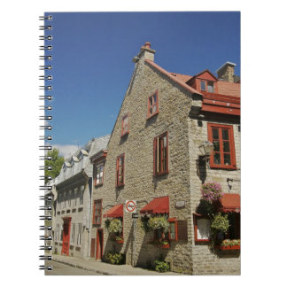 Norteamérica, Canadá, Quebec, la ciudad de Quebec  Libro De Apuntes