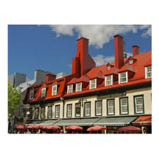 Norteamérica, Canadá, Quebec, la ciudad de Quebec Tarjetas Postales