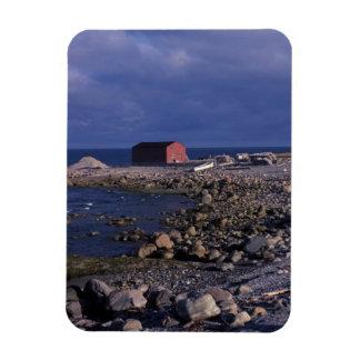 Norteamérica, Canadá, Terranova, Gros Morne Imanes De Vinilo