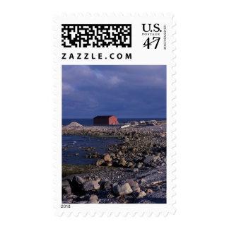 Norteamérica, Canadá, Terranova, Gros Morne Timbre Postal