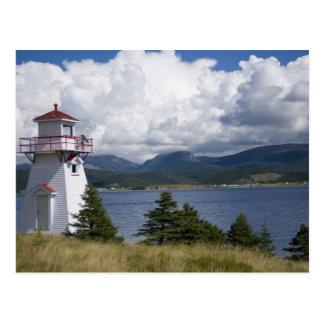 Norteamérica, Canadá, Terranova y 2 Postal