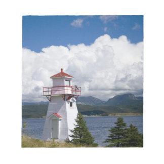 Norteamérica, Canadá, Terranova y Blocs De Papel