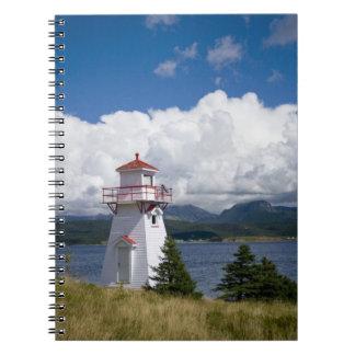 Norteamérica, Canadá, Terranova y Libretas Espirales