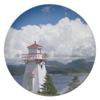 Norteamérica, Canadá, Terranova y Plato De Cena