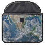 Norteamérica del espacio funda para macbooks