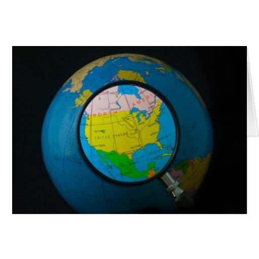 Norteamérica en foco felicitación