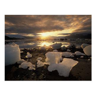 Norteamérica, los E.E.U.U., Alaska, bahía de Tarjetas Postales