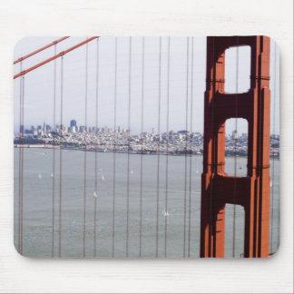 Norteamérica, los E.E.U.U., California, San Franci Mouse Pad