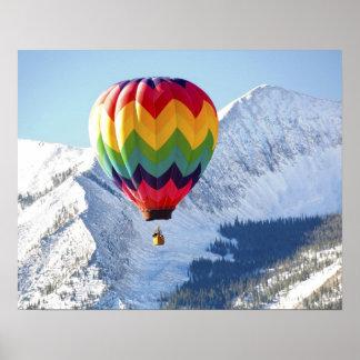 Norteamérica, los E.E.U.U., Colorado, Mt. Crested  Impresiones