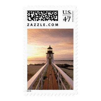 Norteamérica, los E.E.U.U., Massachusetts, Timbres Postales