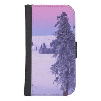 Norteamérica, los E.E.U.U., Montana, Yellowstone Cartera Para Galaxy S4