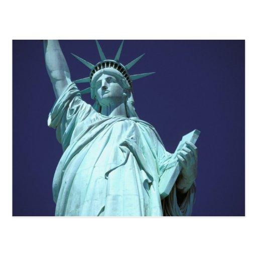 Norteamérica, los E.E.U.U., Nueva York, New York Postales