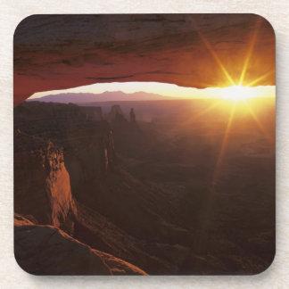 Norteamérica, los E.E.U.U., Utah, Canyonlands Posavasos