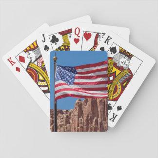 Norteamérica, los E.E.U.U., Utah, Torrey, filón Baraja De Póquer