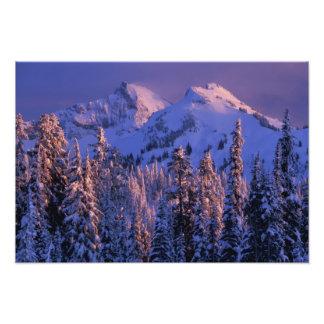 Norteamérica, los E.E.U.U., Washington, el Monte R Fotos