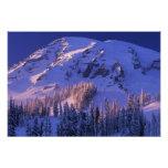 Norteamérica, los E.E.U.U., Washington, el Monte R Fotografía