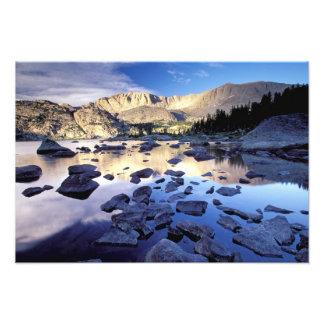 Norteamérica, los E.E.U.U., Wyoming, Yellowstone 3 Fotografías