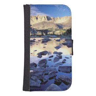 Norteamérica, los E.E.U.U., Wyoming, Yellowstone 3 Fundas Tipo Cartera Para Galaxy S4