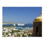 Norteamérica, México, estado de Baja California 2 Tarjetas Postales